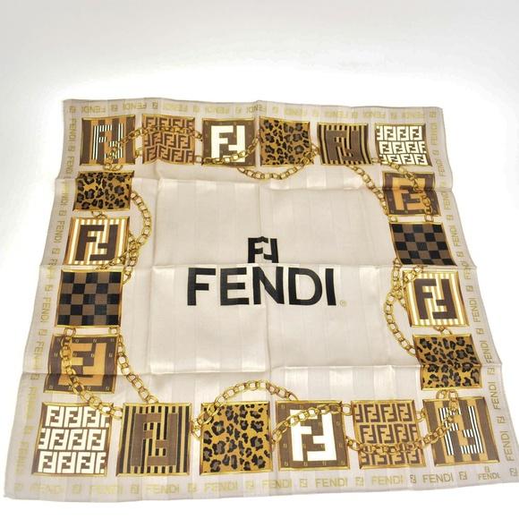 acbbc71e53 Fendi Accessories - FENDI  Light Gray